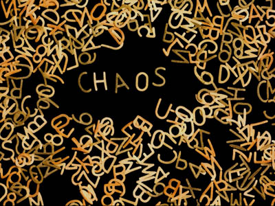 "Deppression: Chaos In and Out – ""Have You Lost Your Mind??"" ""No, I Have Only Now Recovered It""- The Role that Chaos Is Playing in Our Lives"